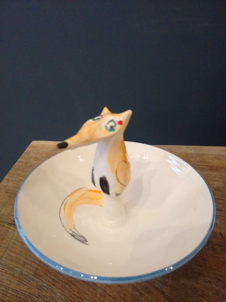 New arrivals from Katherine Morton, this ones a little foxy