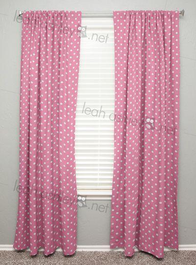 17 Best ideas about Polka Dot Curtains on Pinterest | Playroom ...
