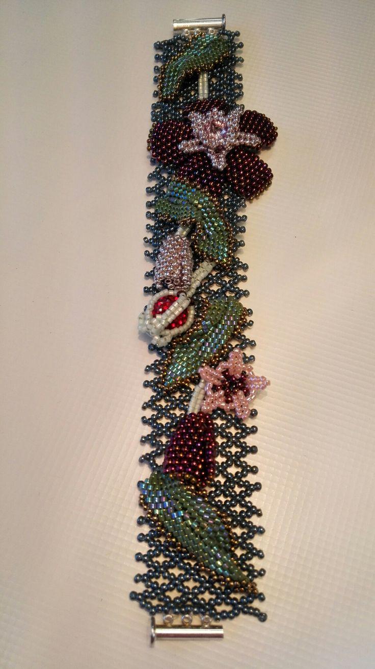 'FlowerGarden'bracelet