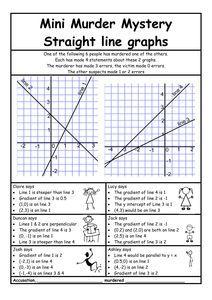 Mini Murder Mystery Straight line graphs(1).docx