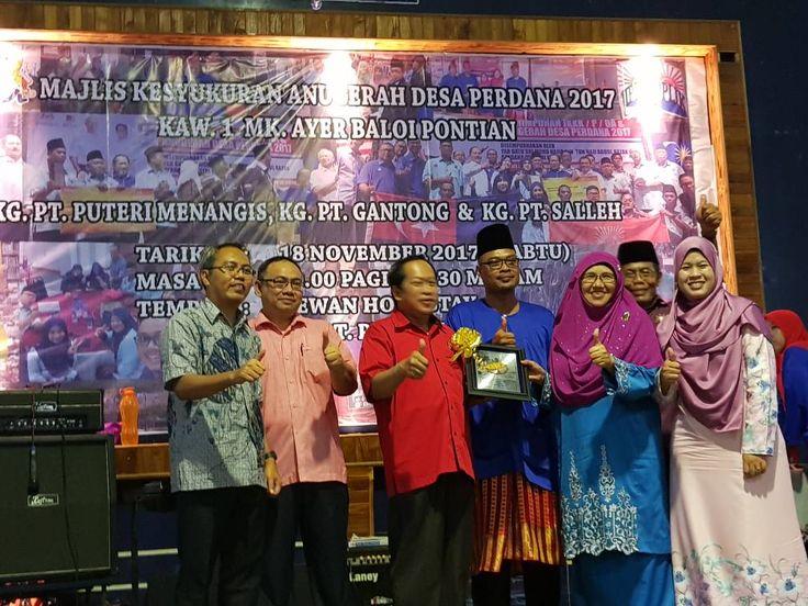 Majlis kesyukuran Kg Puteri Menangis | Photos