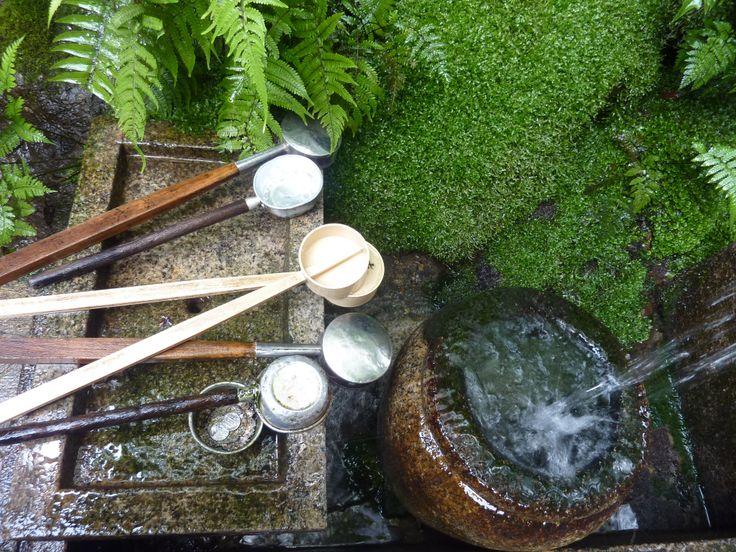 Kyoto Temple Ritual