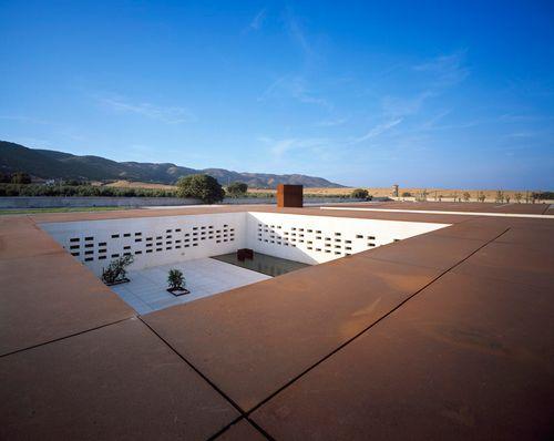 Nieto Sobejano Arquitectos - Museo Madinat Al Zahra