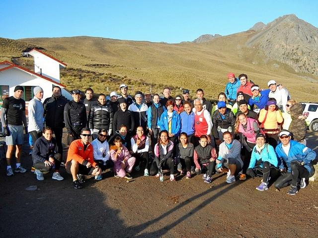 Entrenamiento con Benjamín Paredes en el Nevado de Toluca by RunMX.com, via Flickr