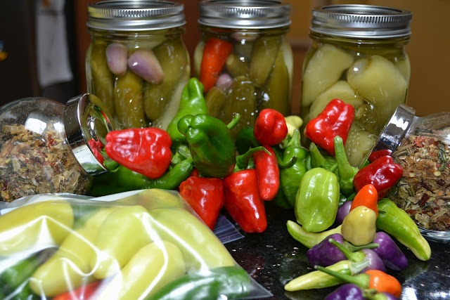 How to Preserve a Peck of Potent Peppers: 5 Ways to Use Your Hot Pepper Harvest.: Preserves Food, Peppers Harvest, Canning Dehydrator, Canning Gardens, Canning Preserves, Potent Peppers, Canning Freeze, Food Preserves, Hot Peppers