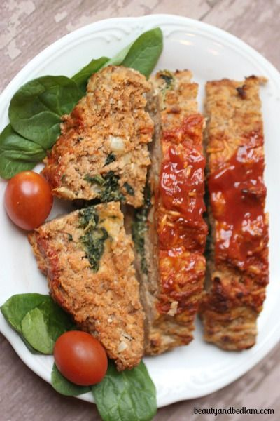 Ground Turkey Meat Loaf Recipe, Healthy Turkey Meat Loaf — Balancing Beauty and Bedlam