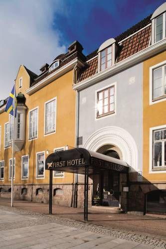 First Hotel Grand Alingsås (****)  ENDI FERGANI has just reviewed the hotel First Hotel Grand Alingsås in Alingsås - Sweden #Hotel #Alingsås