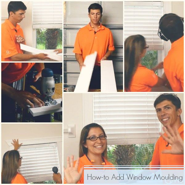 How-to Add Window Moulding | Homes.com