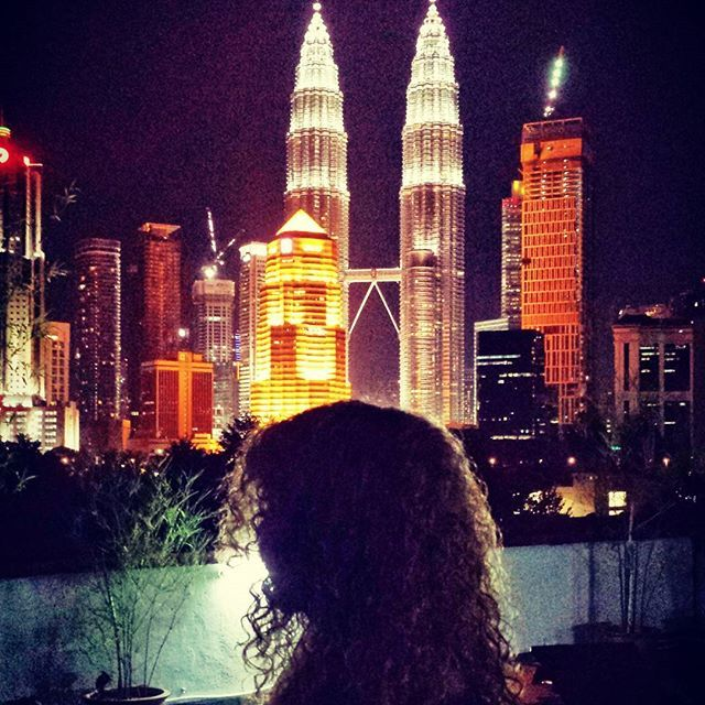 Kuala Lumpur and the Petronas Towers, travel the world.