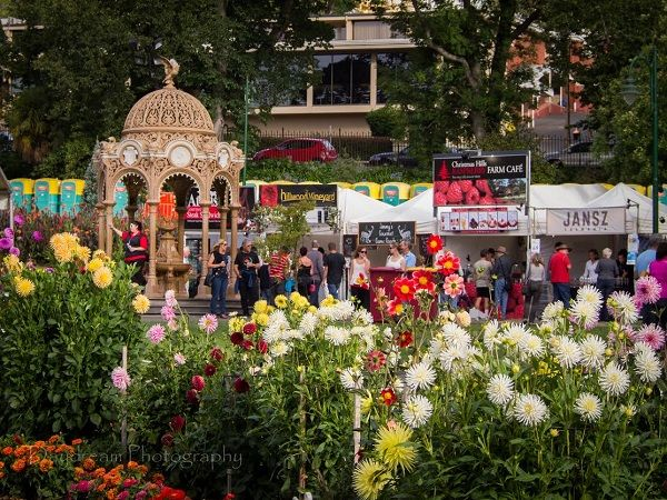 Festivale 2015, City Park #Launceston #Tasmania photo by Benita Bell, article for think-tasmania.com