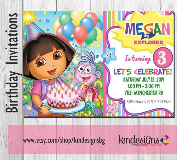 11 best Printable Invitations images on Pinterest Printable - birthday template invitations