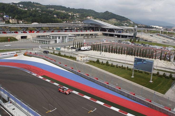 TCR International Series. Russia.