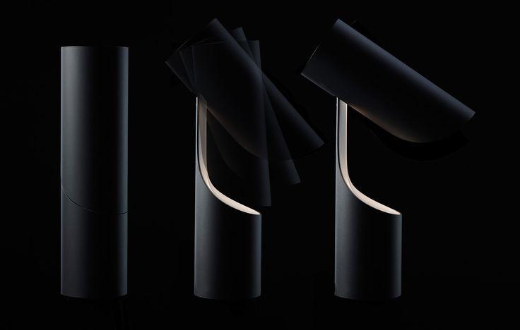 MUTATIO. Danish lighting design by Christian Troels for Le Klint. #transformation #danishdesign #scandinaviandesign #leklint #christiantroels #lamp #lighting #danishdesigner #industrialdesign