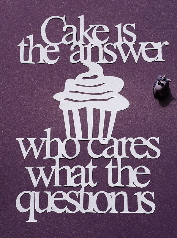Funny Quotes About Baking Cakes