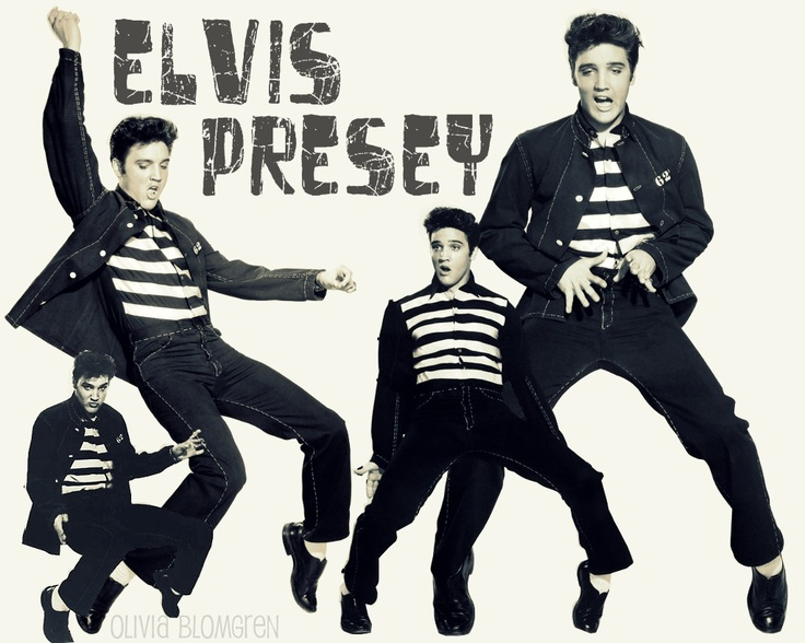 Yes, I'm and Elvis fan!  My favorite song from Jailhouse Rock is actually Young and Beautiful.: Ohhh Elvis, Voor Elvis, Elvis My, Elvis Presley, Rocks