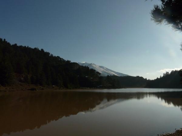 Λίμνη Δασίου - Όρος Ζήρεια