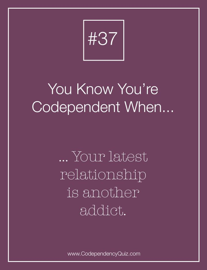 I need a good title for my essay about codependency, any help?