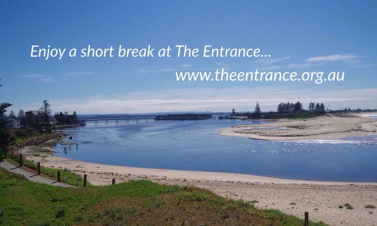 Enjoy a short break at The Entrance NSW!
