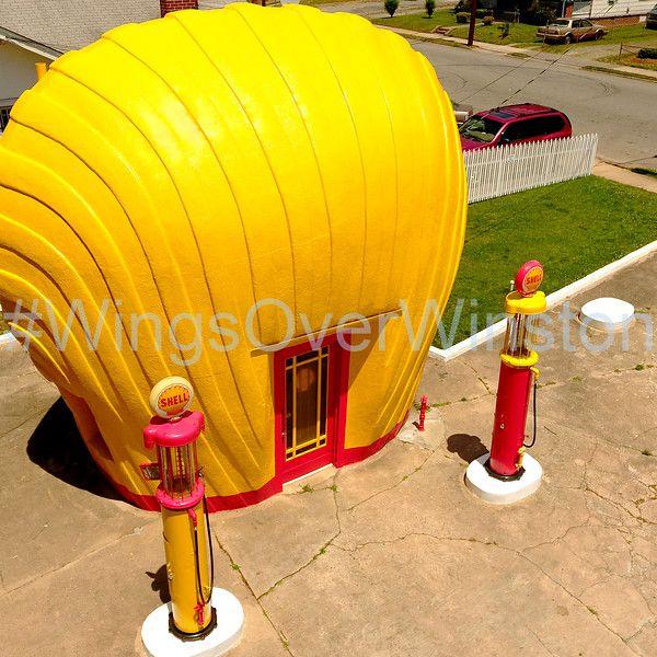 Shell Station (300 PPI)