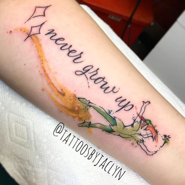 101 Magical Disney Tattoos That Will Inspire You to Get Inked