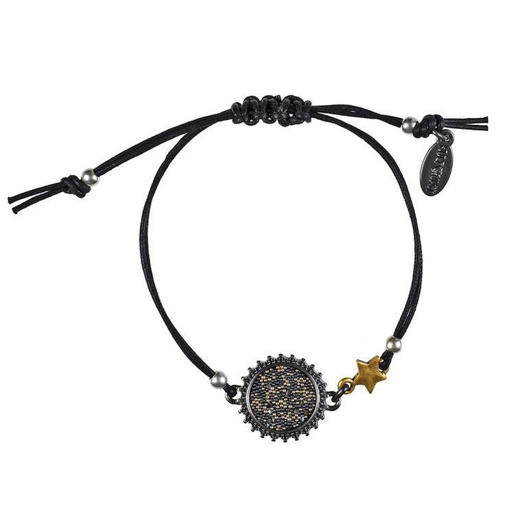 Hultquist-Copenhagen Winter Solstice Macrame' Bracelet