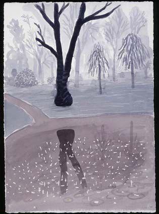 "David Hockney: ""Hand Eye Heart"""