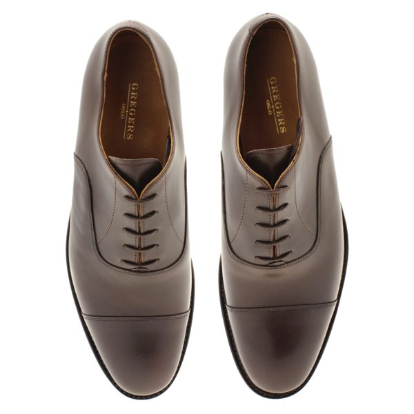 Gregers - Goodyear welted oxford cap toes. #pensko #goodyearwelted #randsydd