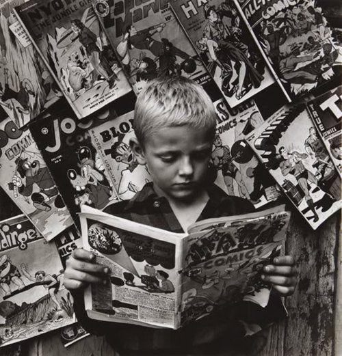 My childhood heaven #reading #comics