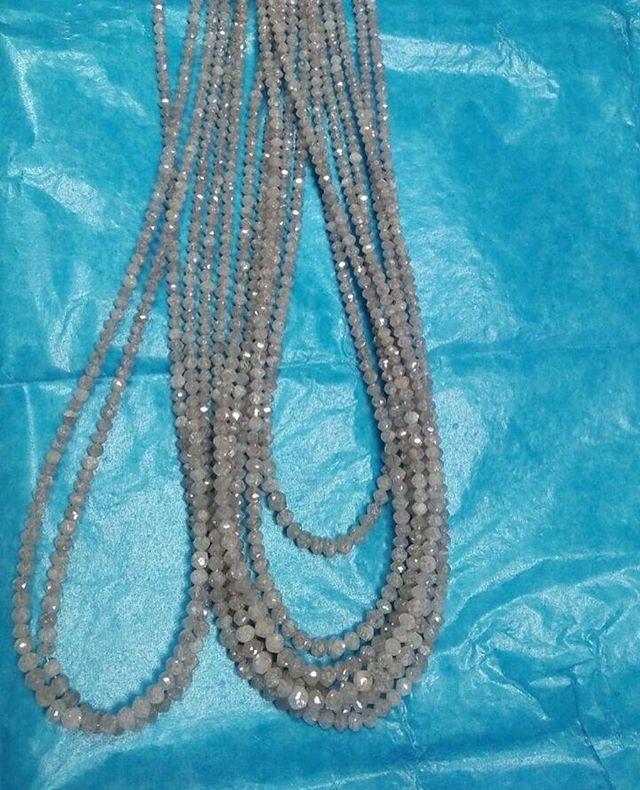 Diamond beads . For price Email us or direct message us . #israel #kuwait  #unitedstates #diamond #portugal #dubai #america #spain #turkey #istanbul #france #germany #california #newyork #boston #costarica #australia #england  #lebanon #paris #italy #romania #ashmarjewelry #texas #london #miami #florida #brazil #russia #bahrain #russia