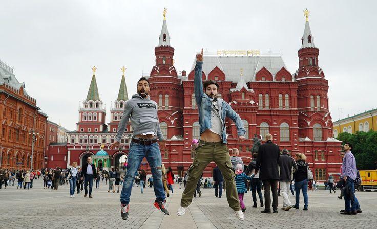 World Party: Ρωσία Vol. 1