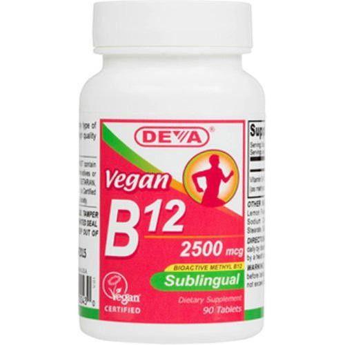 JUST IN: Deva Vegan Vitami.... SHOP NOW! http://www.zapova.com/products/deva-vegan-vitamins-sublingual-b12-2500-mcg-1x90-tablets?utm_campaign=social_autopilot&utm_source=pin&utm_medium=pin