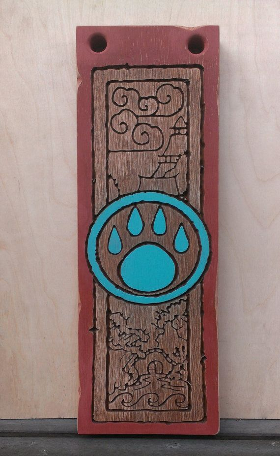 Mists of Pandaria Village sign small by TimnKirasArt on Etsy