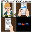 Modern Home Alone  http://lolsalot.com/modern-home-alone/  #Funny #Pic