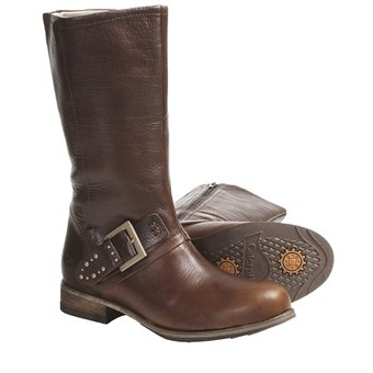 Caterpillar Payton Boots - Leather (For Women) in Peanut