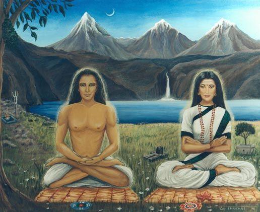 Mahavatar #Babaji & #Mataji #Dadashreeji http://www.misha.at/tag/dadashreeji/