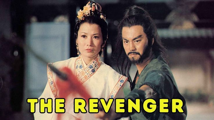Wu Tang Collection - Ti Lung in The Revenger