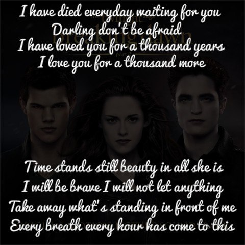 A Thousand Years (Christina Perri song) - Wikipedia