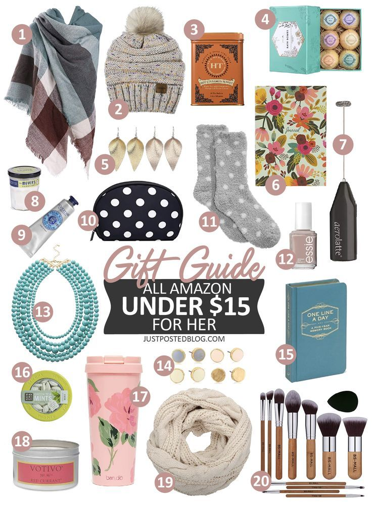 Perfect ideas for gifts for her in 2020 Stocking stuffer