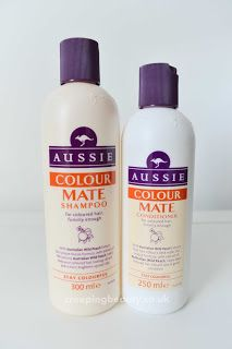 Creeping Beauty: Aussie Colour Mate Shampoo and Conditioner