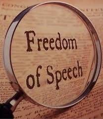 Greece has freedom of speech.