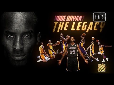 Kobe Bryant 2016 Movie HD - The Legacy *NEW* Produced by: Valdemar Surel Dahl - YouTube