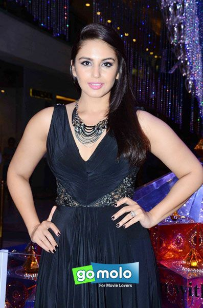 Huma Qureshi at Swarovski-Palladium event in Lower Parel, Mumbai