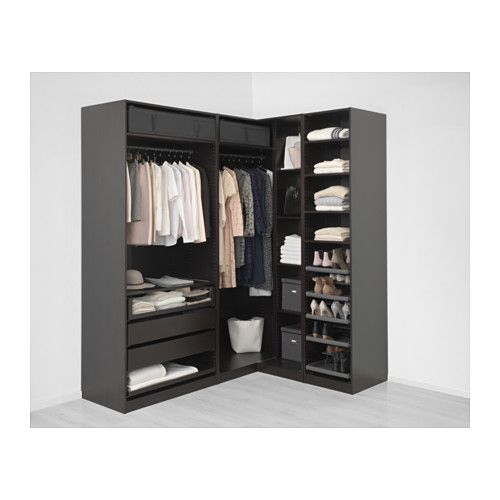 PAX Corner wardrobe IKEA 10-year Limited Warranty. Read about the terms in the Limited Warranty brochure.