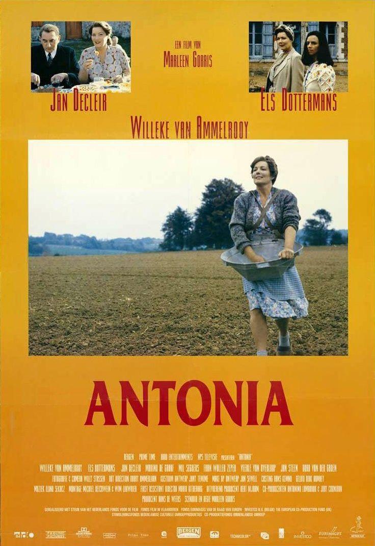 Marleen Gorris (1995) Antonia's Line {Antonia}   M188