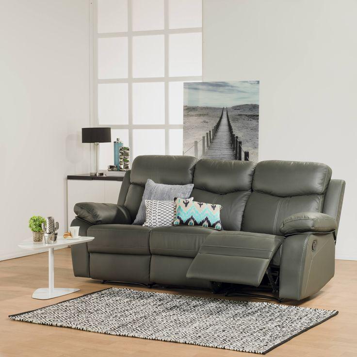 17 mejores ideas sobre sof reclinable en pinterest for Sillon reclinable blanco