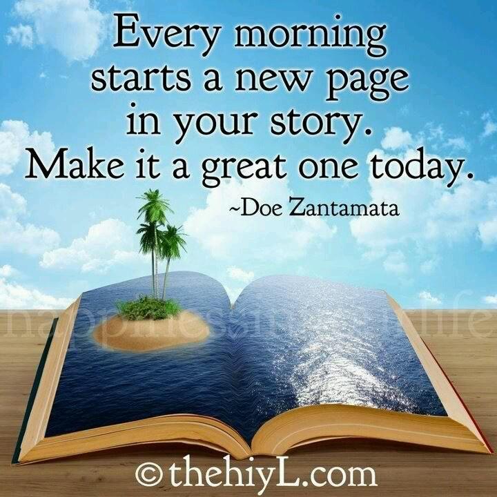 30 Highly Motivational Morning Quotes: Nuevo Respiro, Nuevas Metas, Nuevo Comienzo
