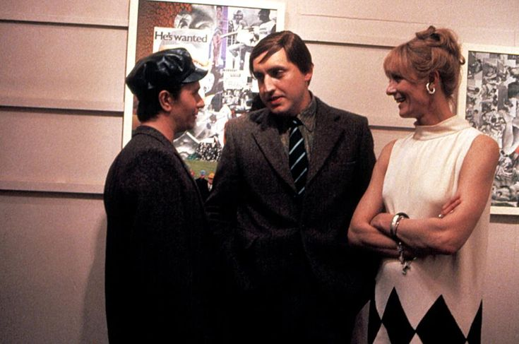 PRICK UP YOUR EARS, Gary Oldman, Alfred Molina, Vanessa Redgrave, 1987