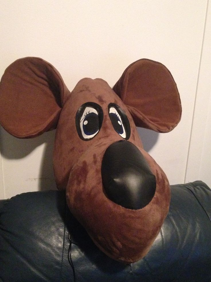 Tackle Rat costume for Tackle world Morwell