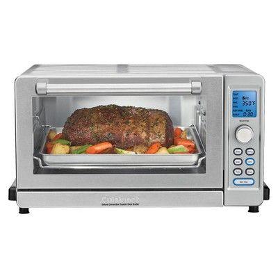 broiler natural elegant convection cuis b sunroom oven deluxe wonderful n slice toaster cuisinart tob u d noticeable black knob