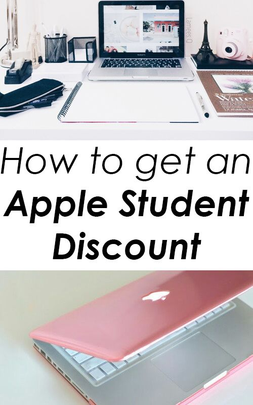 How to Get an Apple Student Discount